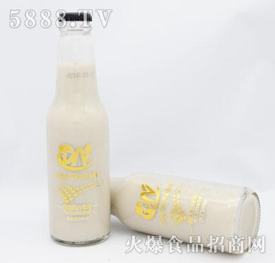 乡村伙伴豆奶植物蛋白饮料(瓶)