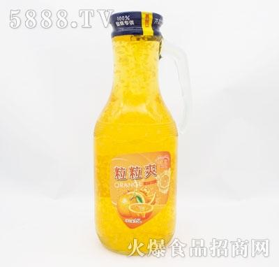 乡村伙伴粒粒爽果味饮料1.5L