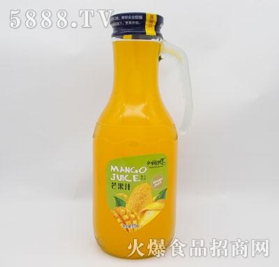 乡村伙伴芒果汁饮料1.5L