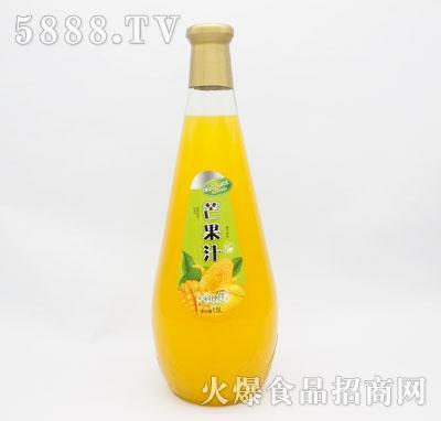 乡村伙伴芒果汁饮料