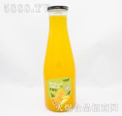 乡村伙伴芒果汁1.5L(瓶)