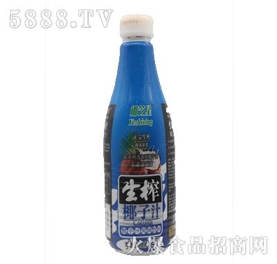 椰芝星生榨椰子汁风味饮品1.25L