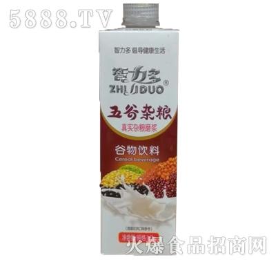 智力多五谷杂粮谷物饮料1.5L