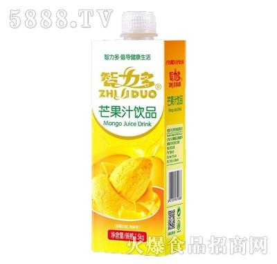 智力多芒果汁饮品1.5L