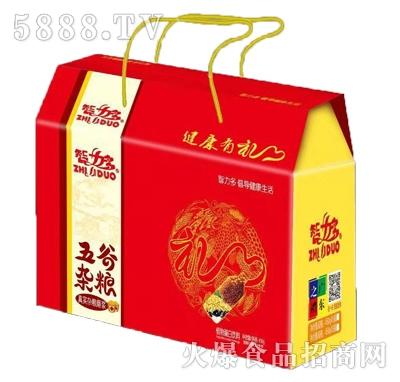 智力多五谷杂粮谷物饮料礼盒装