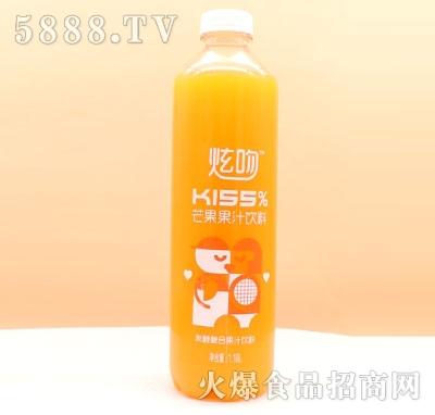 炫吻芒果果汁�料1.18L