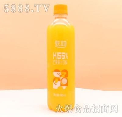 炫吻芒果果汁�料480ml