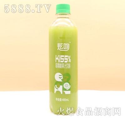 炫吻�J猴桃果汁�料480ml