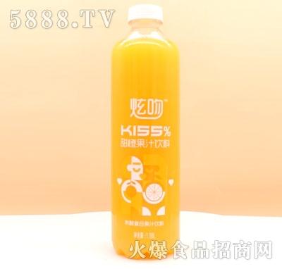 炫吻甜橙果汁�料1.18L