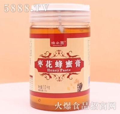 蜂尚园枣花蜂蜜膏