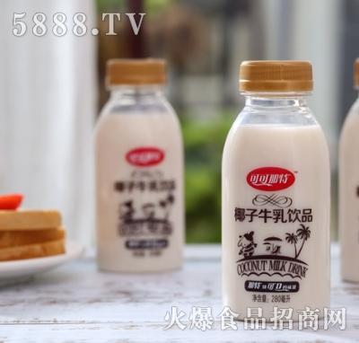 可可那特280ml椰子牛乳饮品
