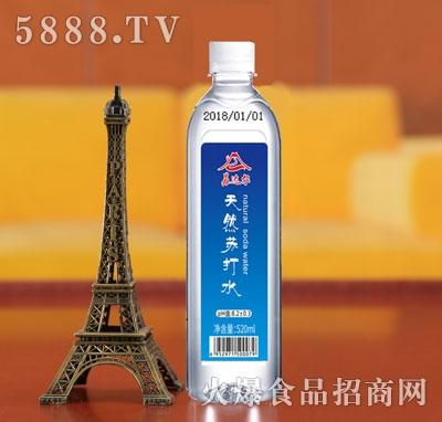 苏达尔天然苏打水520ml(瓶)