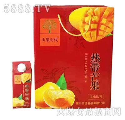 山果时代热带芒果果味饮料