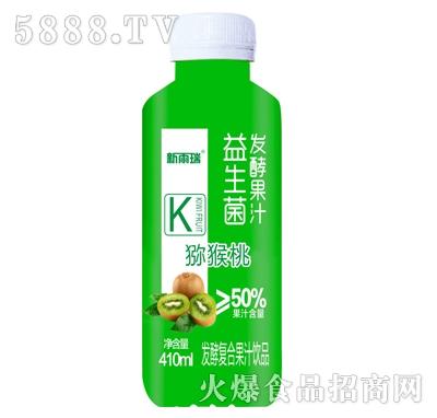 新雨瑞益生菌发酵猕猴桃汁410ml