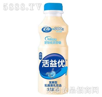活益优发酵型乳酸菌饮品原味1.25L