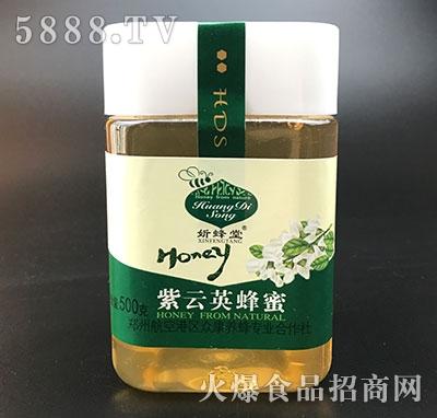 � 蜂堂紫云英蜂蜜500g