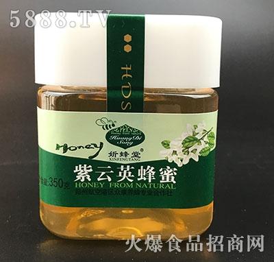 � 蜂堂紫云英蜂蜜350g