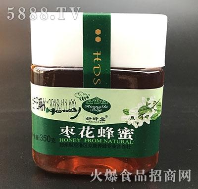 � 蜂堂枣花蜂蜜350g