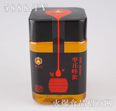 蜂护士枣花蜂蜜500g