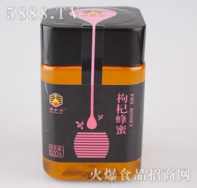 蜂护士枸杞蜂蜜500g