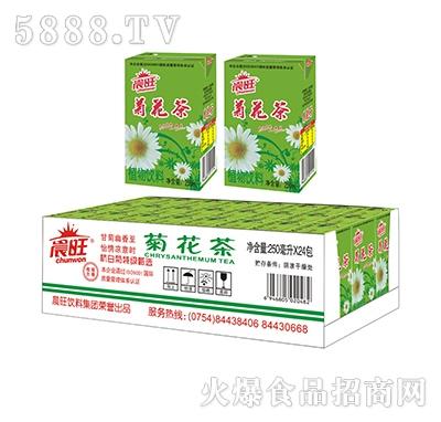 晨旺菊花茶250mlx24盒