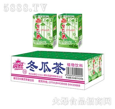晨旺冬瓜茶250mlx24盒