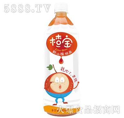 楂宝野山楂饮品1000ml