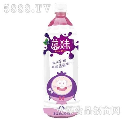 蓝妹蓝莓汁1000ml