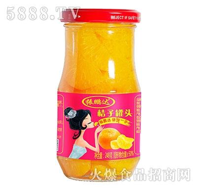 振鹏达桔子罐头248g