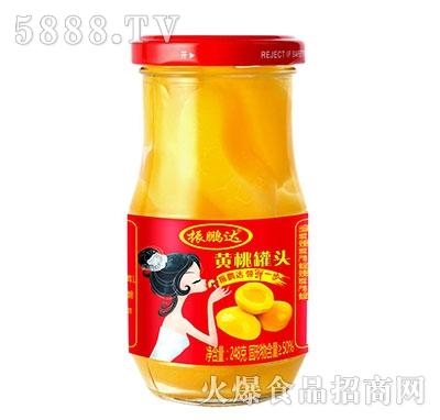 振鹏达黄桃罐头248g
