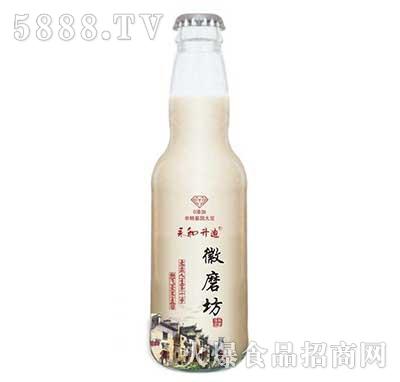 永和升迪徽磨坊豆奶(瓶装)