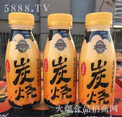活益优炭烧法式风味酸奶