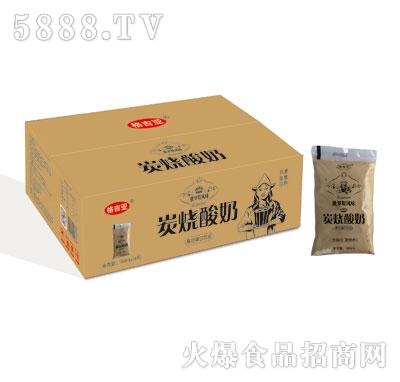 格吉亚炭烧酸奶180mlX16