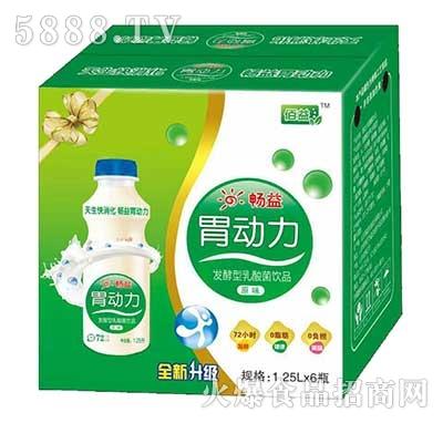 佰益发酵型乳酸菌饮品1.25Lx6瓶原味