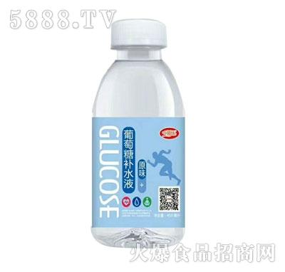 苏打葡萄糖补水液原味450ml