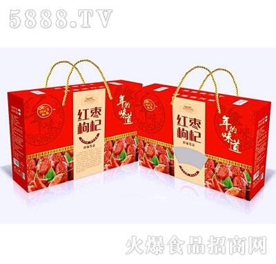 牧昌红枣枸杞风味饮料