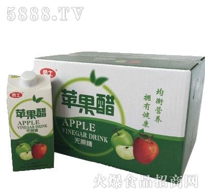 勇士苹果醋500mlX15盒