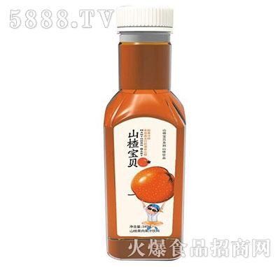 山楂宝贝山楂果肉果汁340ml