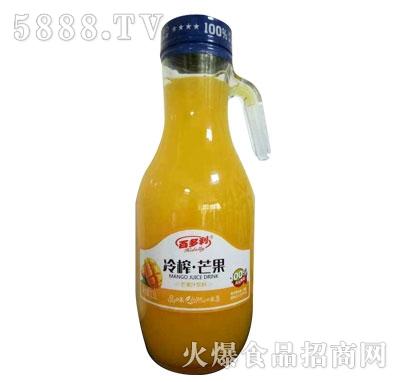 百多利冷榨芒果汁1.5L