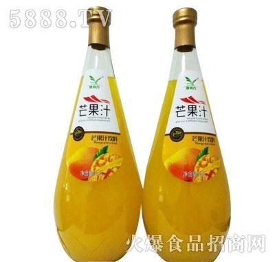 康特力芒果汁1.5L