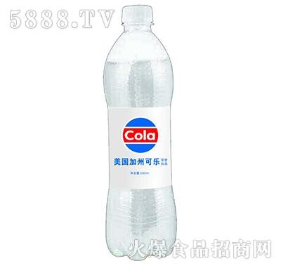 美国加州白色可乐550ml