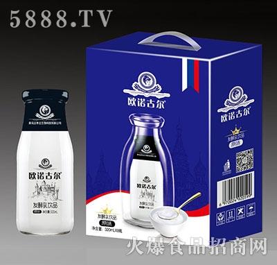 欧诺古尔发酵乳饮品320mlx8瓶