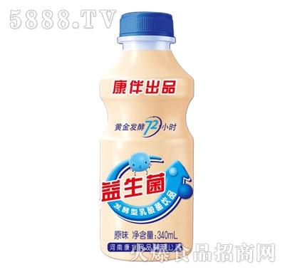 益生菌发酵型乳酸菌饮品340ml