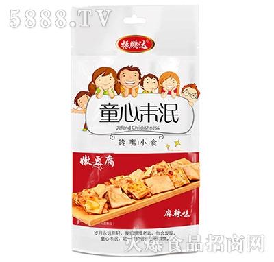振鹏达嫩豆腐麻辣味80克