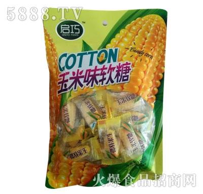 启巧玉米味软糖150g