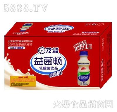 味动力益菌畅原味乳酸菌箱装