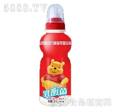 味动力儿童成长乳酸菌草莓味200ml
