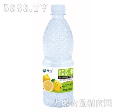 特润鲜果水(柠檬风味)600mlx24瓶/箱