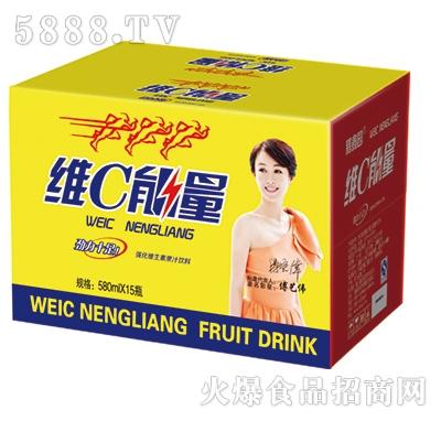 维c能量维生素饮料580mlx15瓶