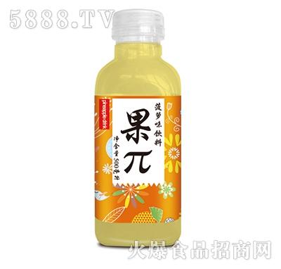 果π菠萝味饮料500ml